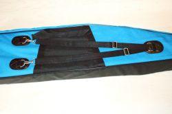 Walther Doppel-Gewehrfutteral, blau für bis zu 2 Gewehre