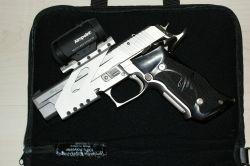 CED1400 Pistolen Tasche groß