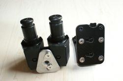 Speedloaderhalter von Höppner & Schumann mit RCS Halterung