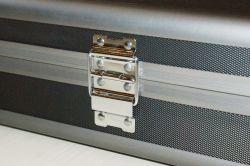 Vanguard Koffer für 1 Kipplaufwaffe mit ZF 85x32,5x10