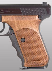 Heckler & Koch, PSP (Magazinhalter unten 12mm breit)
