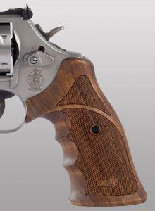 Smith & Wesson, K/L-Rahmen round butt