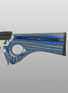 AR-15 Lochschaft ohne Fingerrillen