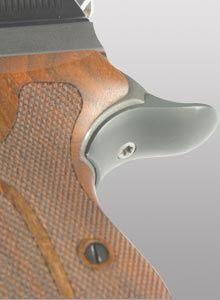 Sig, SIG P210 Beavertail zum Verschrauben mit Schraube