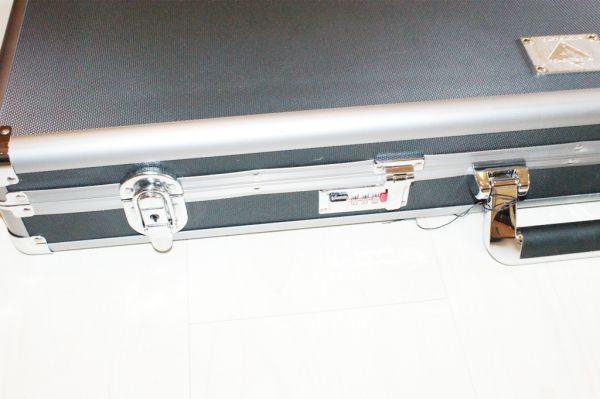 vanguard koffer f r 1 kipplaufwaffe mit zf. Black Bedroom Furniture Sets. Home Design Ideas